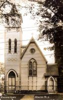 Episcopal Church, Houlton, ca. 1910