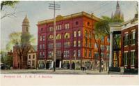 YMCA building, Portland, ca. 1930