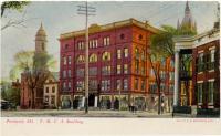 YMCA building, Portland, ca. 1930