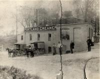 Portland Creamery, ca. 1900