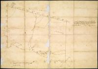 North Yarmouth map, 1727