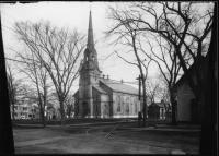 First Parish Congregational Church of Saco, ca. 1900