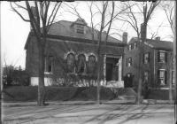 Dyer Library, Saco,  ca. 1914