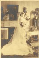 Eleanor Hamlen, New York, 1911
