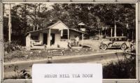Beech Hill Tea Room, Island Falls, ca 1927
