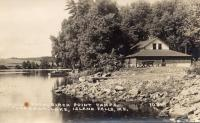Birch Point, Island Falls, ca. 1920