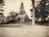 Old Sewall house, Island Falls, ca. 1910