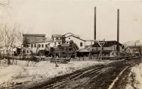Northern Wooden Ware Mill, Island Falls, ca. 1927