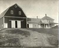 Akeley farm, Fort Street, Presque Isle
