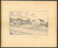 Bradley's Corner, Portland, 1840s