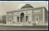 Walker Art Building, Bowdoin College, ca. 1910