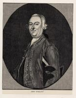 John Winslow, Boston, ca. 1765