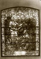 Memorial window, St.Martins-in-the-Fields, Biddeford, 1916