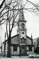 United Baptist church, Biddeford, 1955