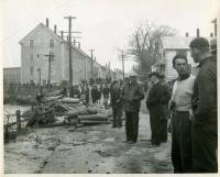 Mill Street, Brunswick, 1936