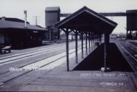 Union Station, Hermon, ca. 1914