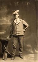 Aubrey Lee Ferguson, Mapleton, ca. 1917