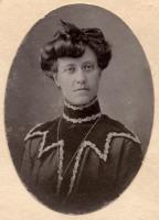 Jennie M. Ferguson, Mapleton, 1905