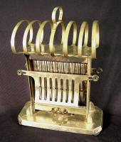 Electric toaster, Houlton, ca. 1915
