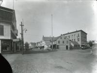 Springvale Village, looking north from Square, ca. 1895