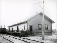 Springvale Depot Freight Shed, ca. 1910