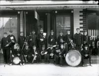 Springvale Brass Band, ca. 1910