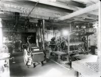 Sanford Weekly Ledger Print Shop, ca. 1890s