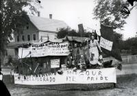 Parade Float, Sanford, ca. 1900