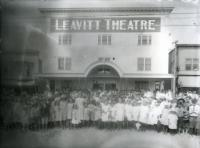 Leavitt Theatre, Sanford, ca. 1915