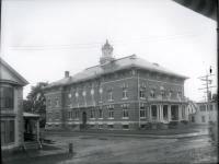 Sanford Town Hall, ca. 1910
