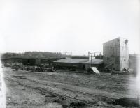 Brickyard near the Railroad Station, Springvale, ca. 1905