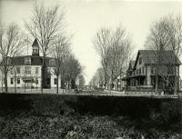 Longfellow School, Sanford, ca. 1905