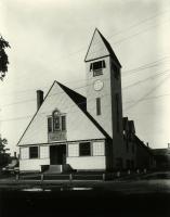 First Baptist Church, Sanford, ca. 1900