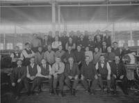 Pepperell Loom Department, Biddeford, ca. 1900