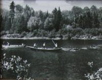 Bateaux, Ambajejus, ca. 1950