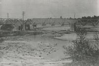 Bangor Road Bridge, Ellsworth, ca. 1920