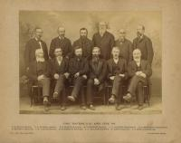 First Traverse Jury, Ellsworth, 1886