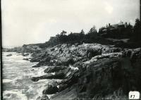 Ocean Avenue, Kennebunkport ca. 1916