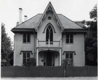 John J. Brown House, Portland, 1971