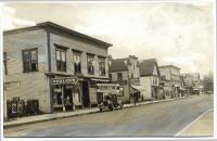Main Street, Millinocket, ca. 1925
