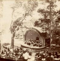 Underwood Theater, Falmouth, 1900