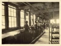 Skowhegan shoe factory, ca. 1940