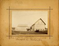 Norridgewock Avenue Farm, Skowhegan, ca. 1880