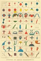 Synopsis of Indian Hieroglyphics, 1851