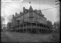 Hotel Coburn, Skowhegan, ca. 1905