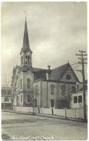 Woodford's Congregational Church, Portland, ca. 1910