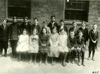 Sullivan Street school class, Biddeford, ca. 1910