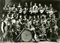 Emery Street School Orchestra ca. 1921