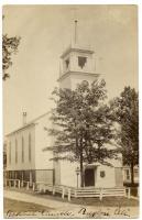 Buxton Center Baptist Church, Buxton, ca. 1910