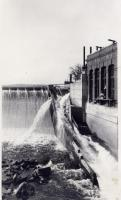 West Buxton dam, ca. 1912